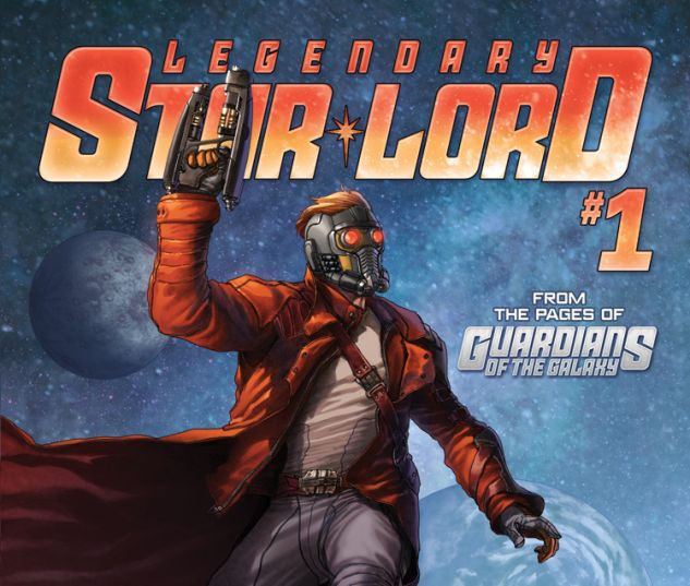 LEGENDARY STAR-LORD 1 (ANMN, WITH DIGITAL CODE)