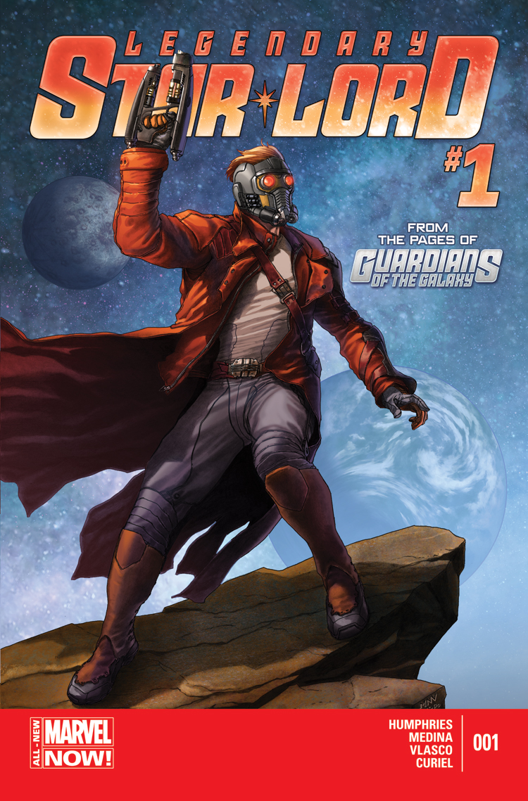 Legendary Star-Lord (2014) #1