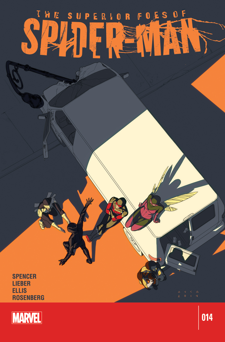 The Superior Foes of Spider-Man (2013) #14