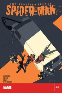 The Superior Foes of Spider-Man #14