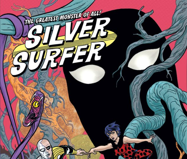 SILVER SURFER 8 (WITH DIGITAL CODE)