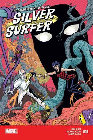 Silver Surfer (2014) #8