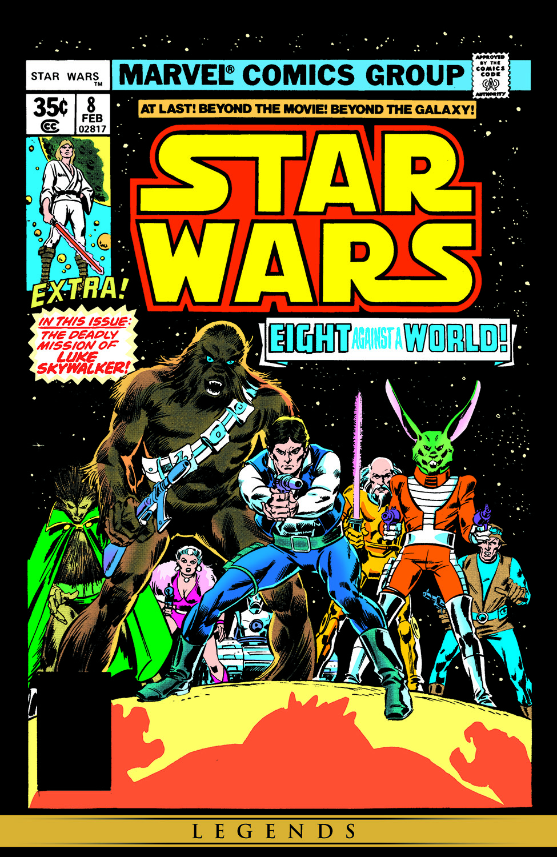 Star Wars (1977) #8