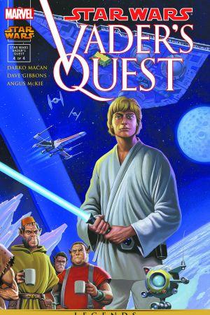 Star Wars: Vader's Quest #4