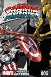 All-New Captain America: Fear Him Infinite Comic #5