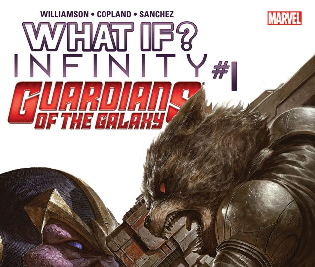 WHAT IF? INFINITY - GUARDIANS OF THE GALAXY 1 (WITH DIGITAL CODE)