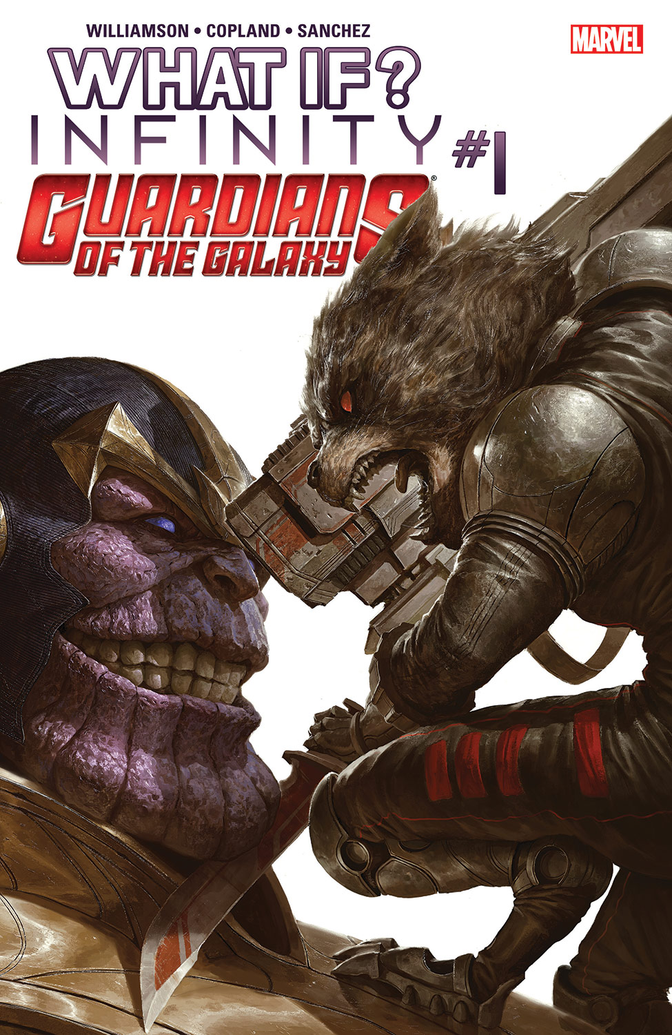 What If? Infinity- Guardians of the Galaxy (2015) #1