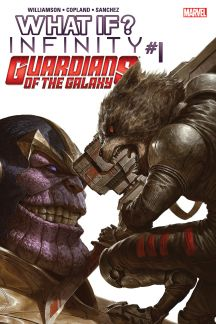 What If? Infinity- Guardians of the Galaxy #1