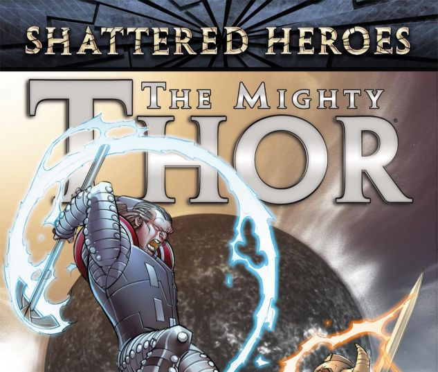 THE MIGHTY THOR (2011) #10 Cover