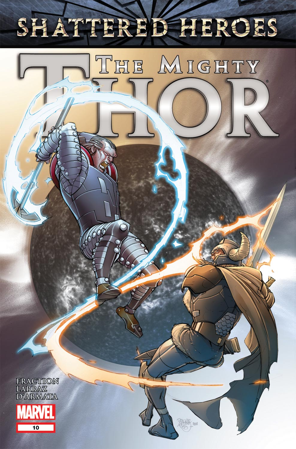 The Mighty Thor (2011) #10