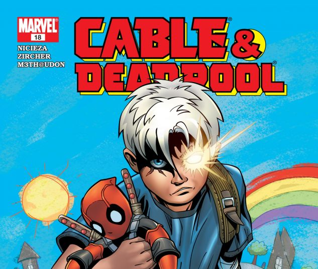 Cable & Deadpool (2004) #18