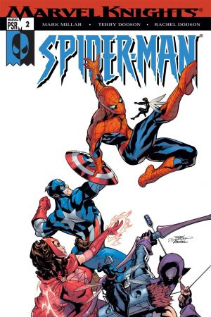 Marvel Knights Spider-Man #2