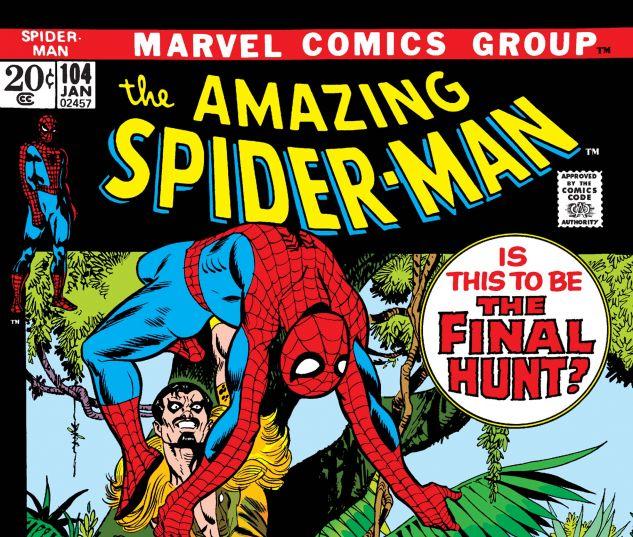Amazing Spider-Man (1963) #104