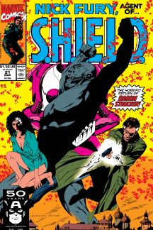 Nick Fury, Agent of S.H.I.E.L.D. (1989) #21