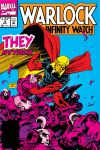 WARLOCK AND THE INFINITY WATCH (1992) #4