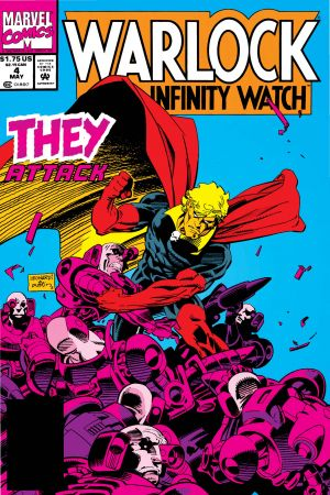 Warlock and the Infinity Watch #4