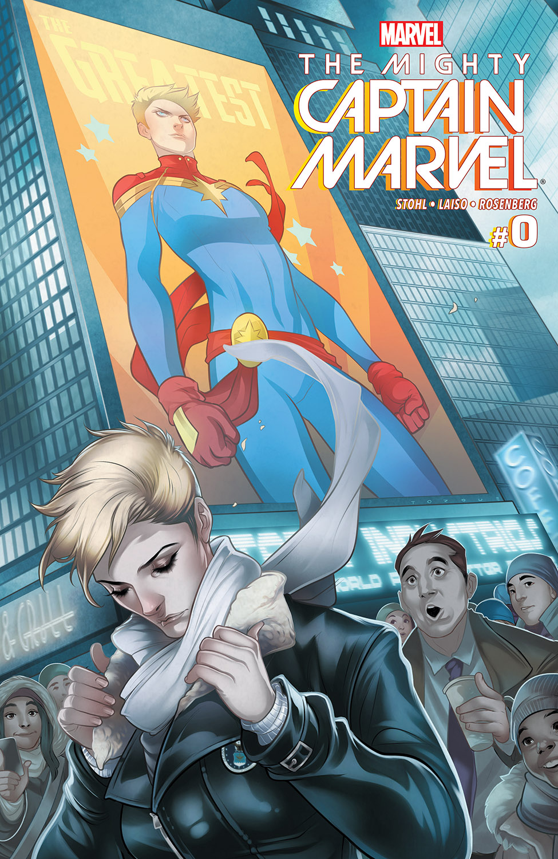 The Mighty Captain Marvel (2017)