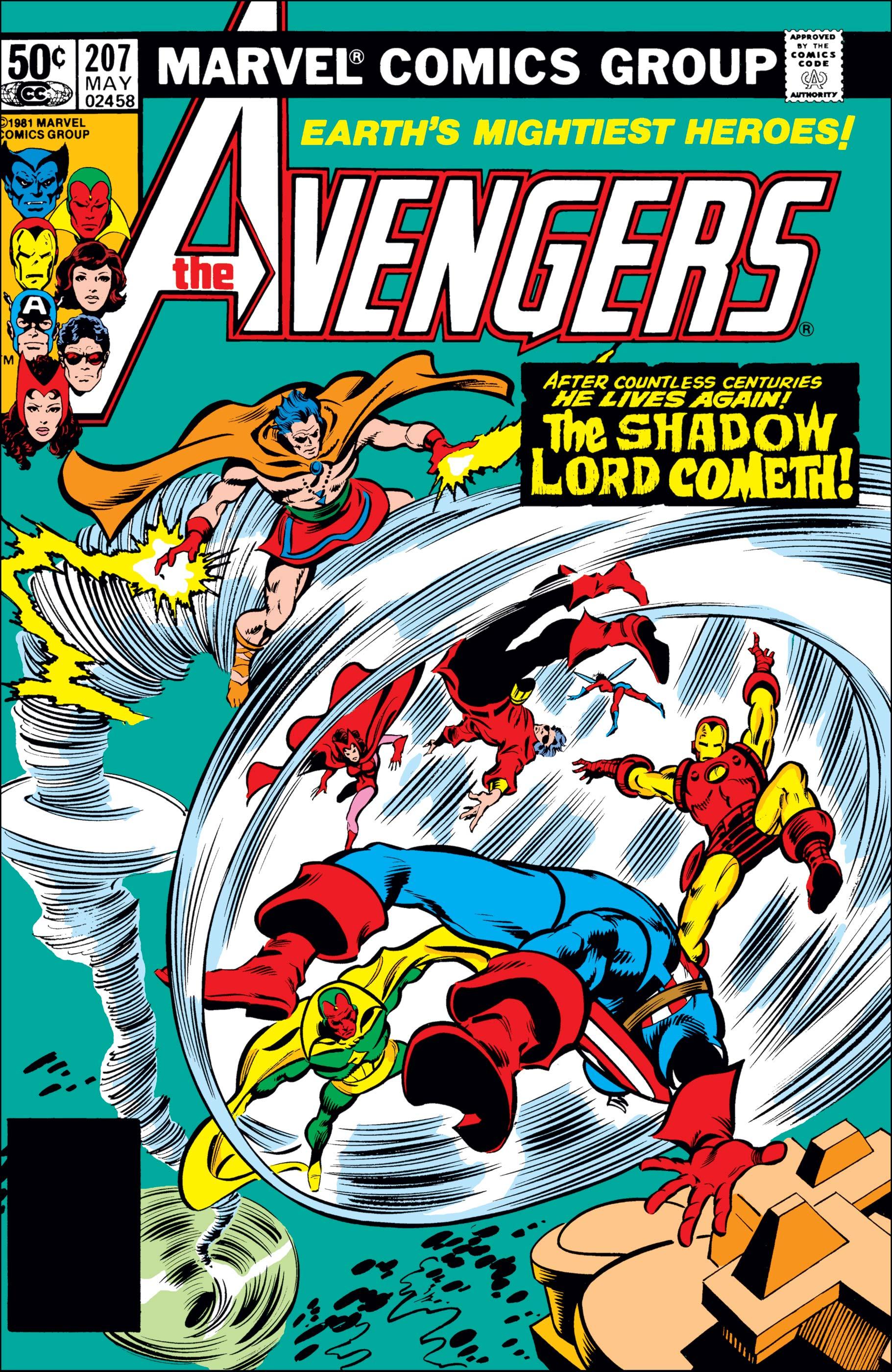 Avengers (1963) #207