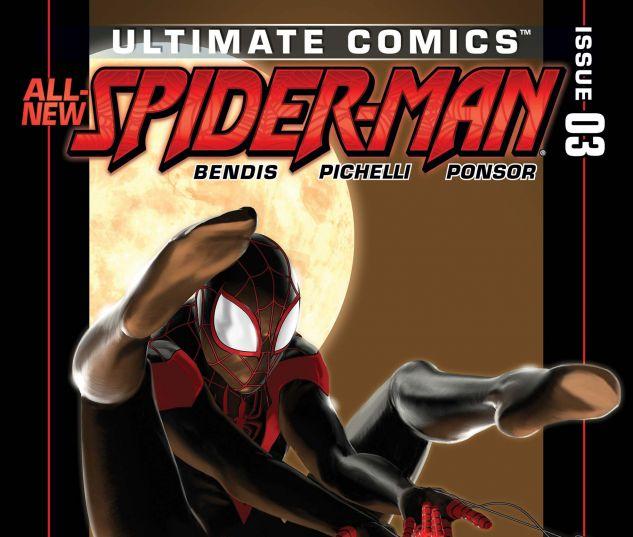 ULTIMATE COMICS SPIDER-MAN (2011) #3