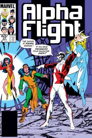 Alpha Flight (1983) #27