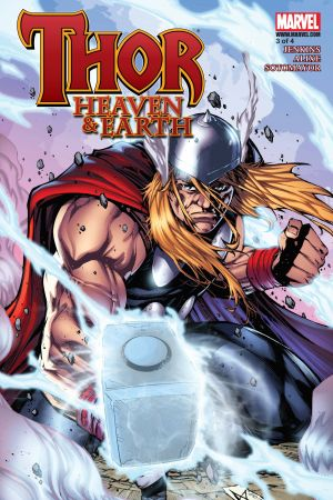 Thor: Heaven & Earth #3