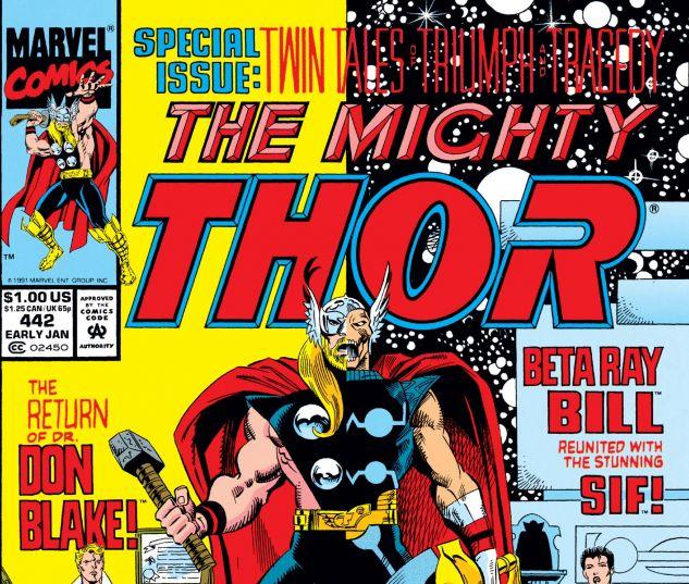 Thor (1966) #442