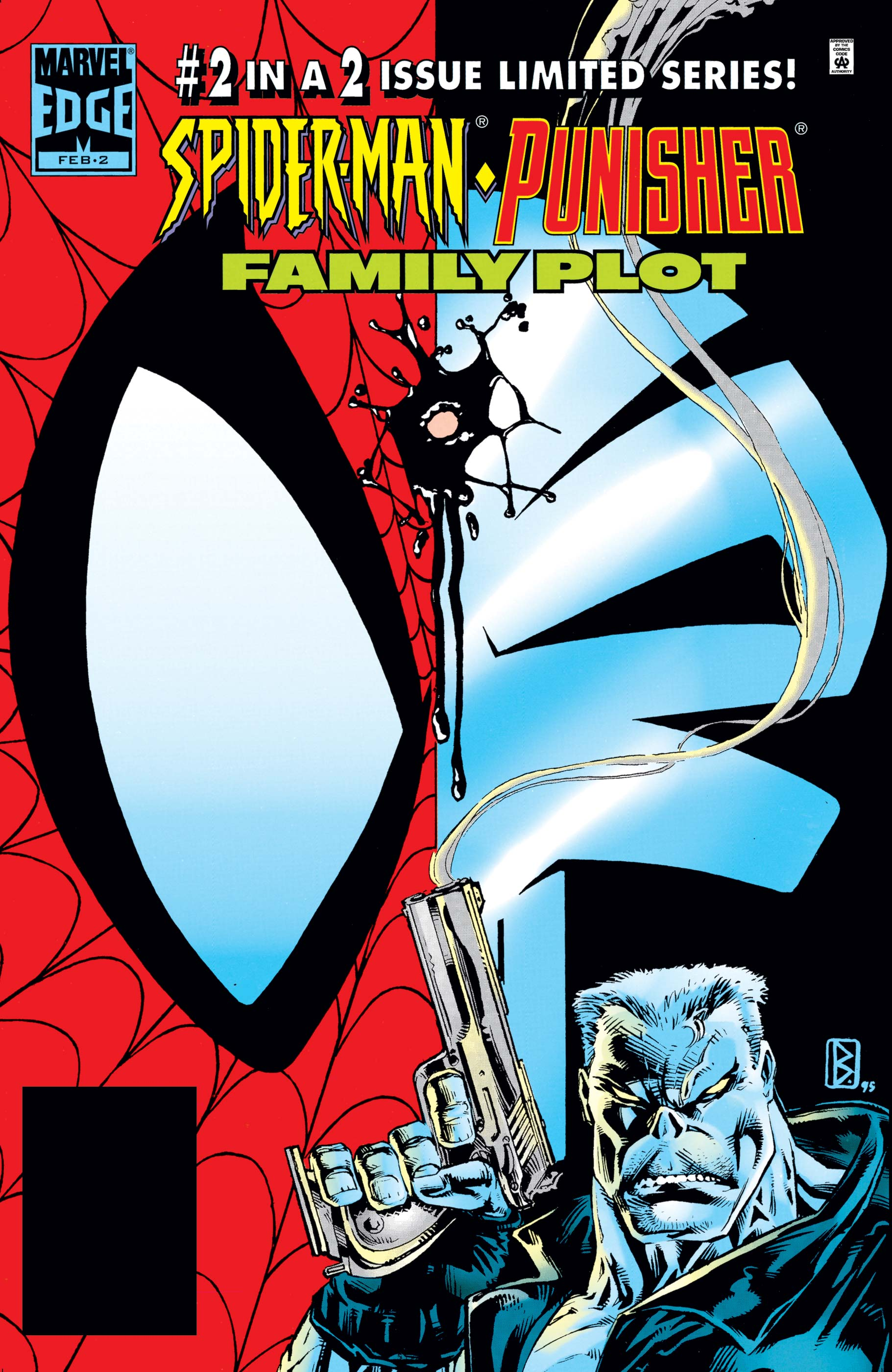 Spider-Man/Punisher: Family Plot (1996) #2