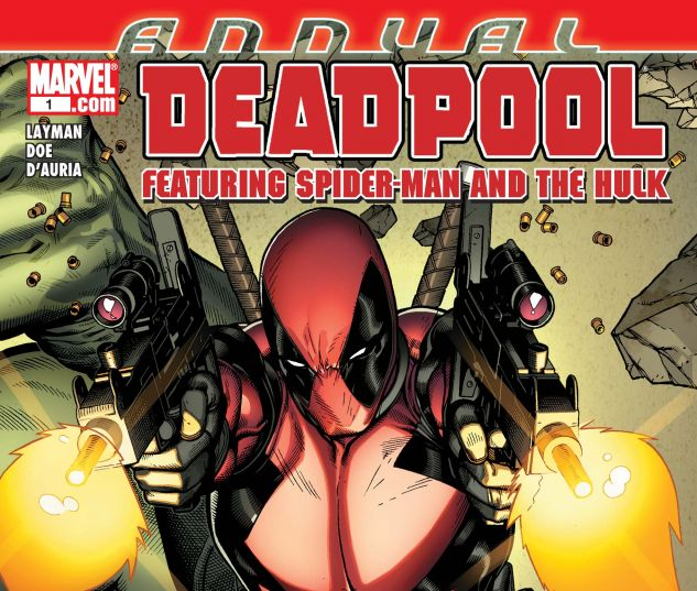 Deadpool Annual (2011) #1
