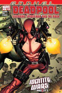 Deadpool Annual (2011) #1
