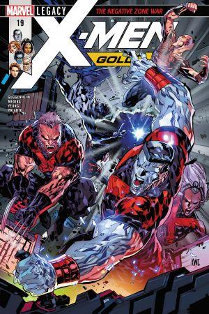 X-Men: Gold #19