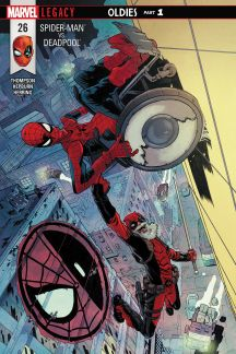 Spider-Man/Deadpool (2016) #26