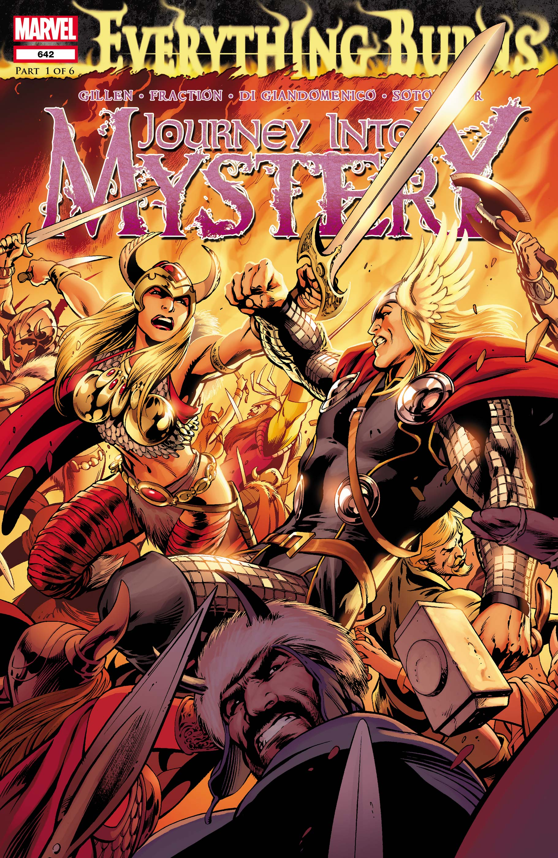 Journey Into Mystery (2011) #642