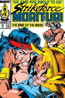 Strikeforce: Morituri (1986) #26