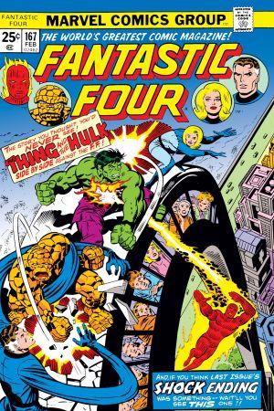 Fantastic Four #167