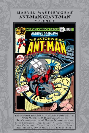 Marvel Masterworks: Ant-Man/Giant-Man Vol. 3 (Hardcover)