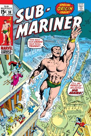 Sub-Mariner (1968) #38