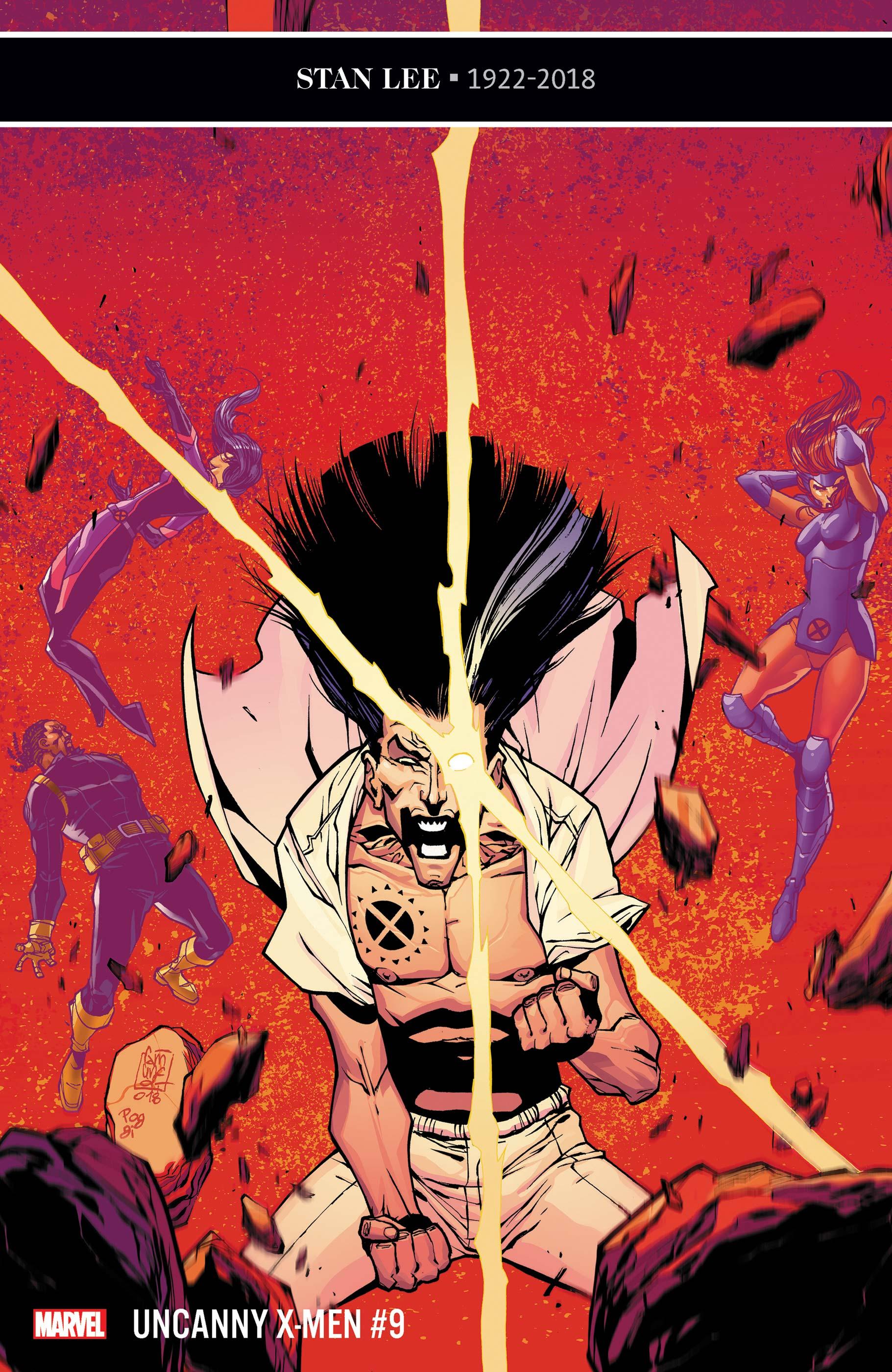 Uncanny X-Men (2018) #9