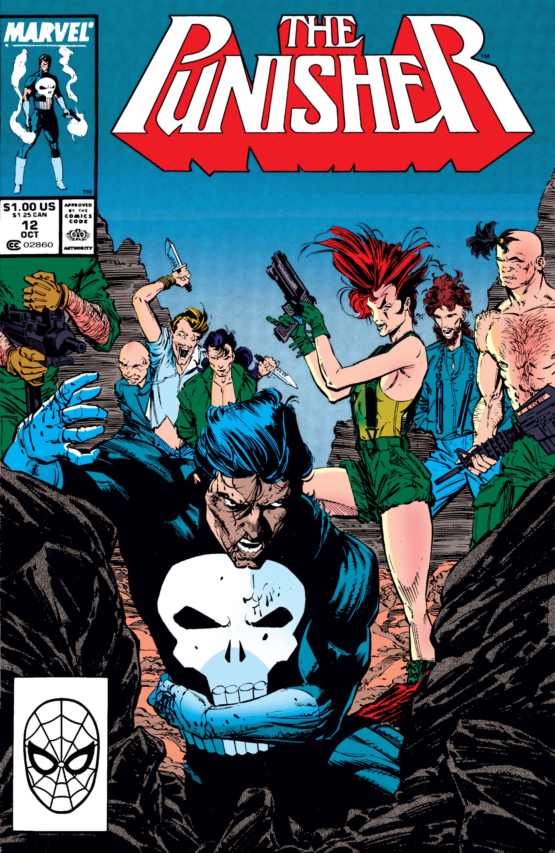 The Punisher (1987) #12