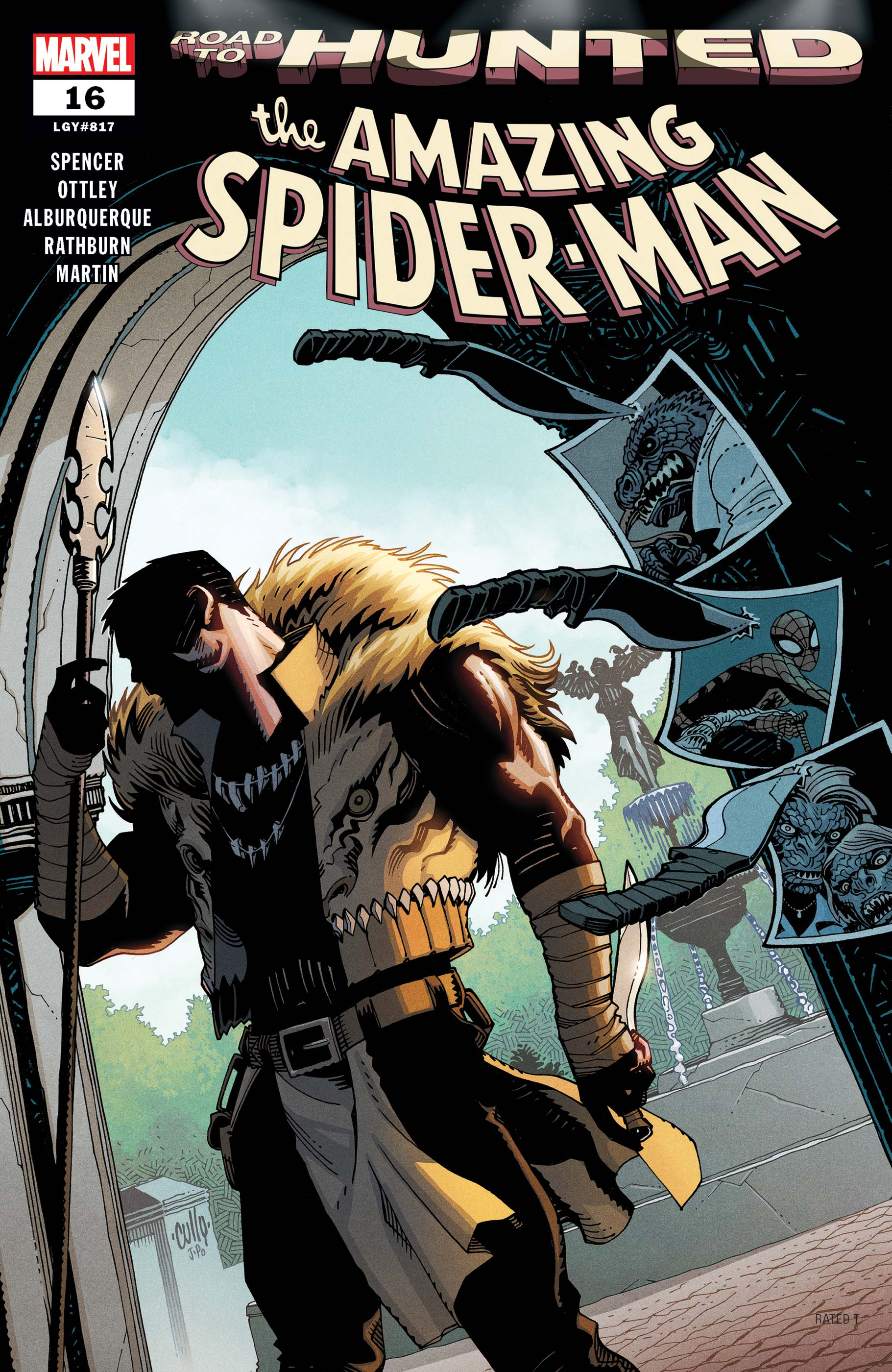 The Amazing Spider-Man (2018) #16