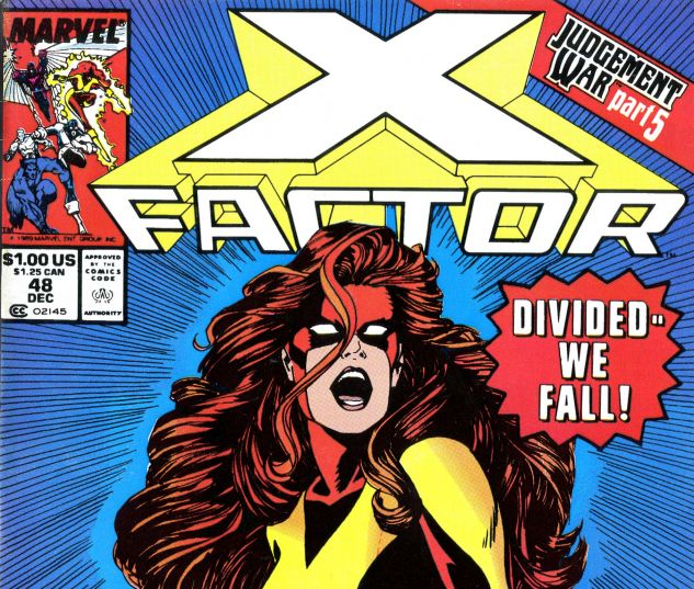 X-Factor (1986) #48