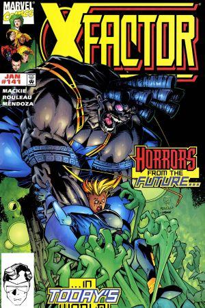 X-Factor (1986) #141