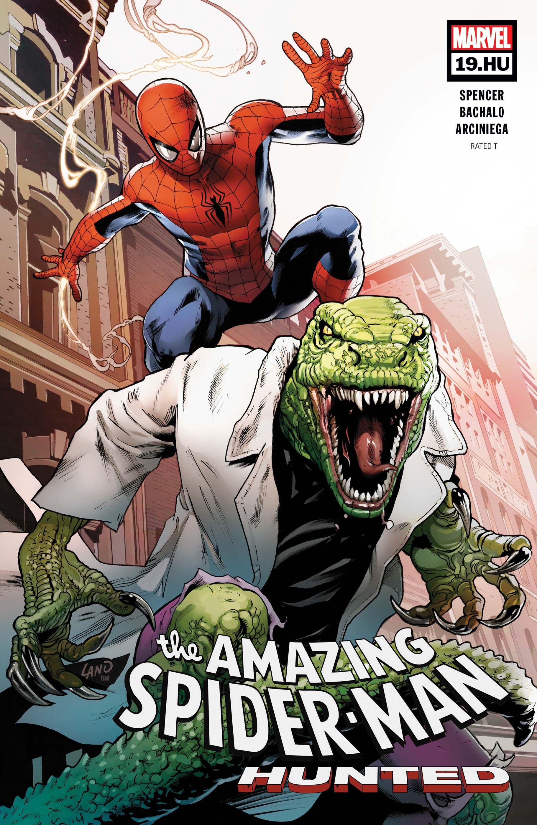The Amazing Spider-Man (2018) #19.1