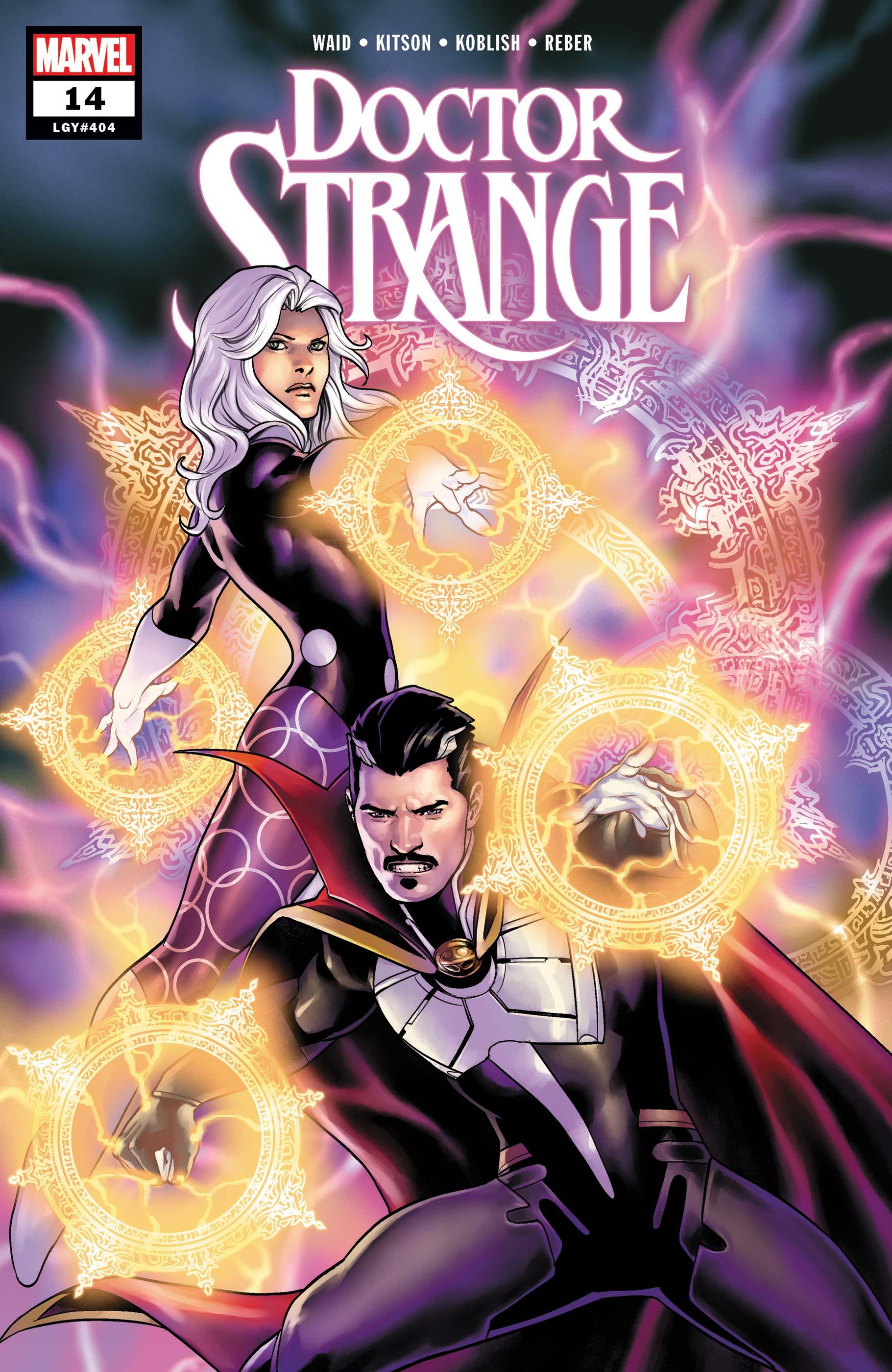 Doctor Strange (2018) #14
