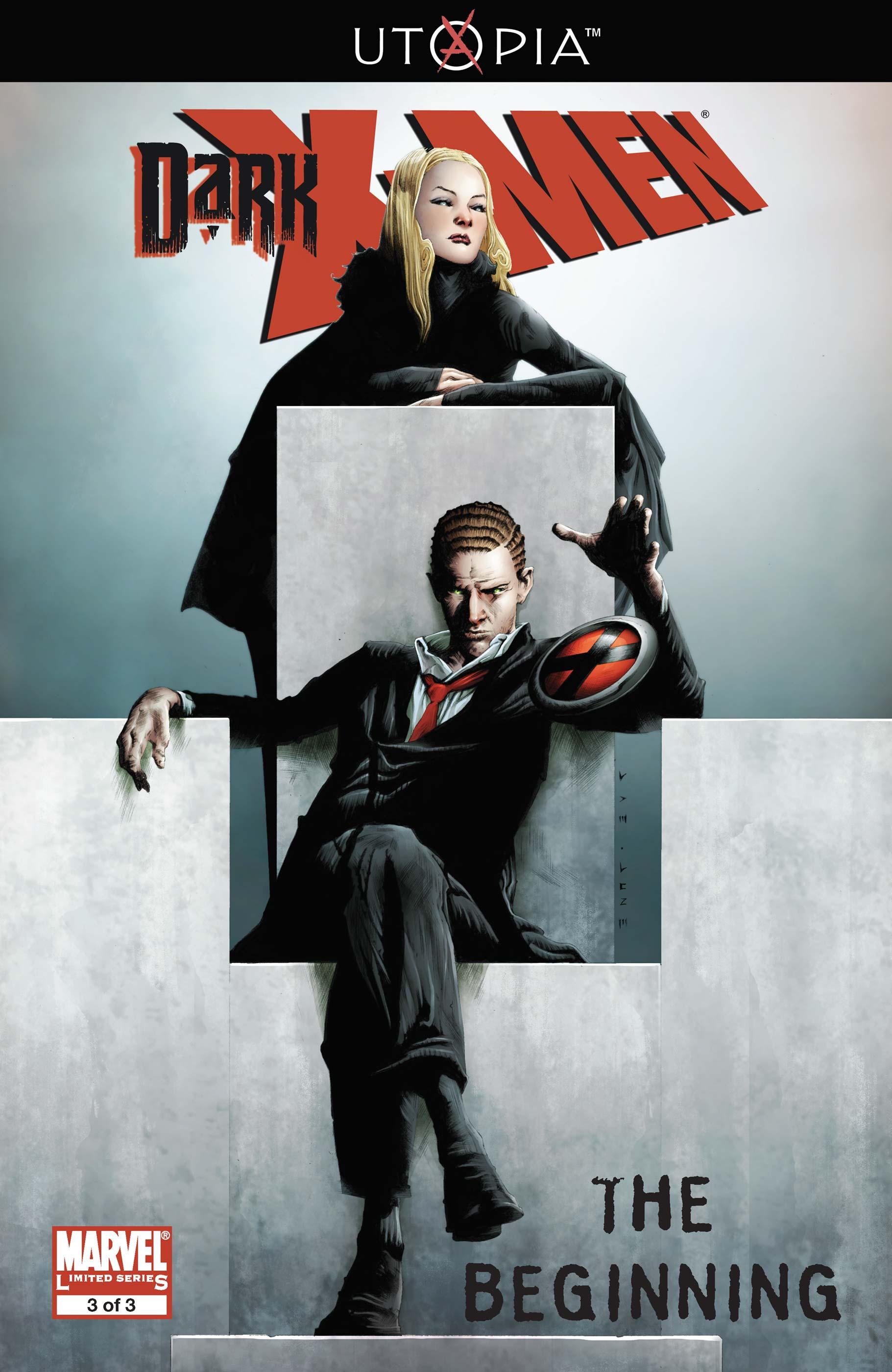 Dark X-Men: The Beginning (2009) #3