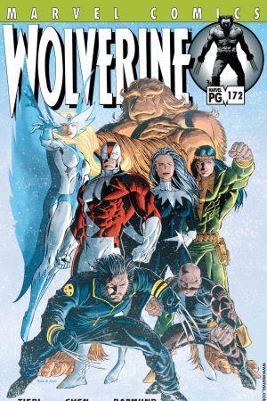 Wolverine (1988) #172