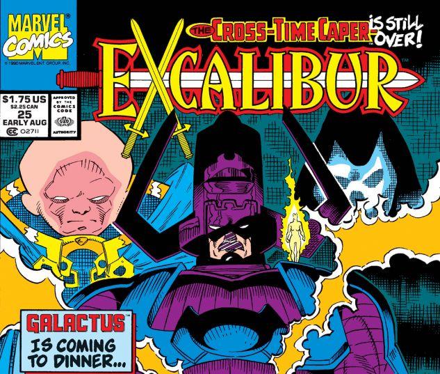 EXCALIBUR (1988) #25