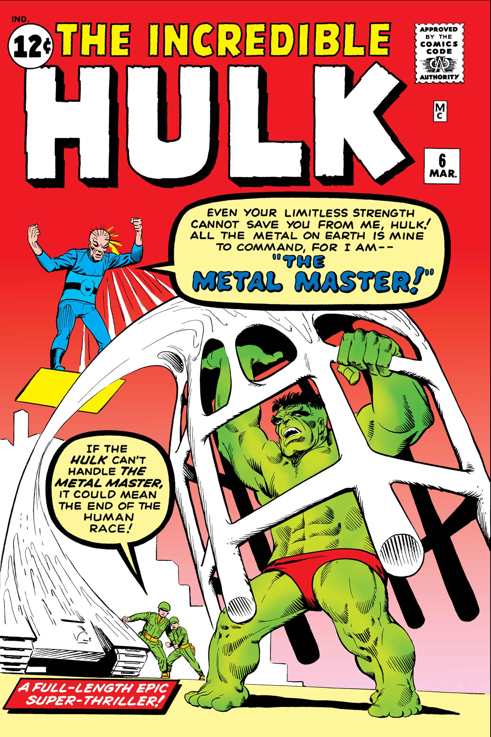 True Believers: Hulk - Head Of Banner (2019) #1