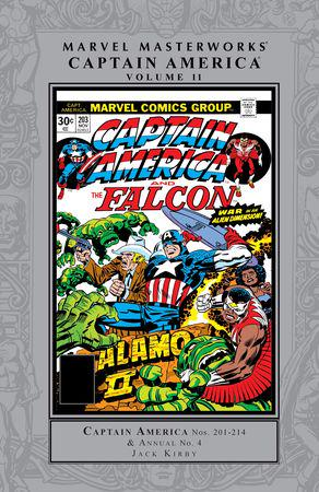 Marvel Masterworks: Captain America Vol. 11 (Hardcover)