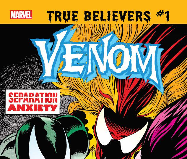 TRUE BELIEVERS: ABSOLUTE CARNAGE - SEPARATION ANXIETY 1 #1