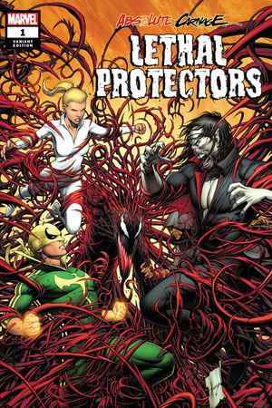 Absolute Carnage: Lethal Protectors (2019) #1 (Variant)